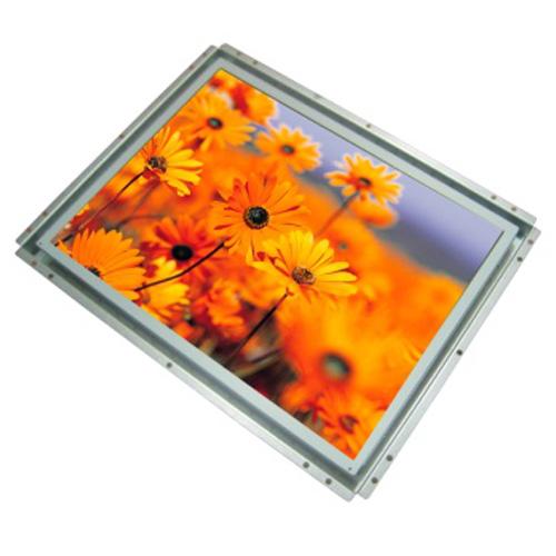 液晶モニター高輝度半透過型(オープンフレーム)組み込み用12.1インチ