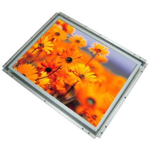 液晶モニター高輝度半透過型(オープンフレーム)組み込み用15インチハイブライトネス