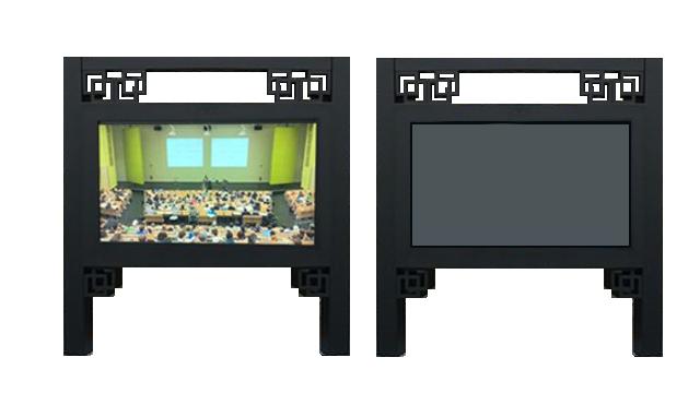 IP65 デジタルサイネージ(マルチデバイス対応)42~82インチ