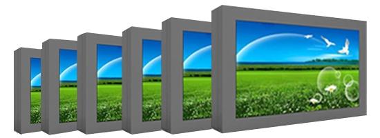 デジタルサイネージ(屋外壁面)